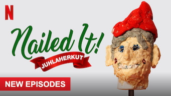Nailed It! Juhlaherkut (2019)