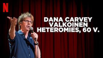 Dana Carvey: valkoinen heteromies, 60 v. (2016)