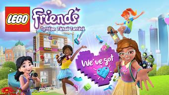 LEGO Friends: Tyttöjen tärkeä tehtävä (2018)