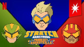 Stretch Armstrong: Pahikset karkuteillä (2018)