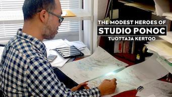 The Modest Heroes of Studio Ponoc: Tuottaja kertoo (2018)