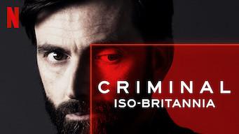 Criminal: Iso-Britannia (2019)
