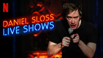 Daniel Sloss: Live Shows (2018)