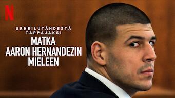 Urheilutähdestä tappajaksi: Matka Aaron Hernandezin mieleen (2020)