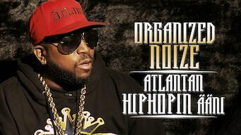 Organized Noize - Atlantan hiphopin ääni (2016)