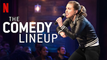 The Comedy Lineup (2018)
