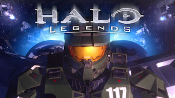 HALO Legends (2009)