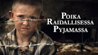 Poika raidallisessa pyjamassa (2008)