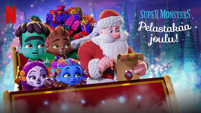 Super Monsters: Pelastakaa joulu!
