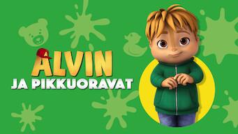 Alvin ja pikkuoravat (2016)