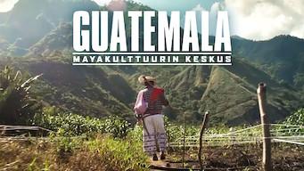 Guatemala: Mayakulttuurin keskus (2019)