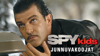 Spy Kids - junnuvakoojat (2001)