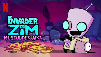 Invader Zim: Mustuuden aika (2019)