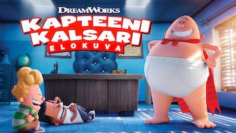 Kapteeni Kalsari: Elokuva (2017)