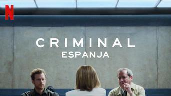 Criminal: Espanja (2019)