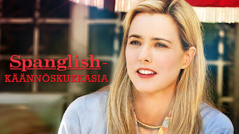 Spanglish - käännöskukkasia (2004)