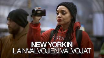 New Yorkin lainvalvojien valvojat (2016)