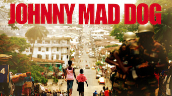 Johnny Mad Dog (2008)