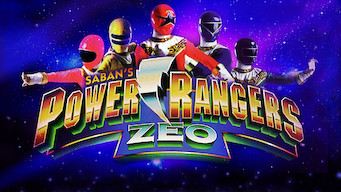 Power Rangers Zeo (1996)