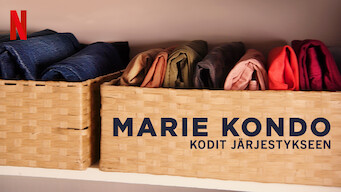 Marie Kondo: Kodit järjestykseen (2019)