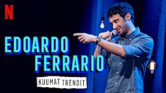 Edoardo Ferrario: Kuumat trendit (2019)