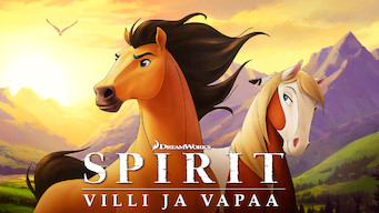 Spirit - villi ja vapaa (2002)