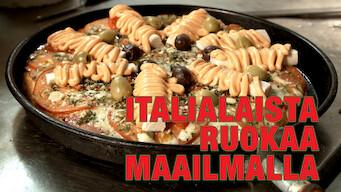 Italialaista ruokaa maailmalla (2017)