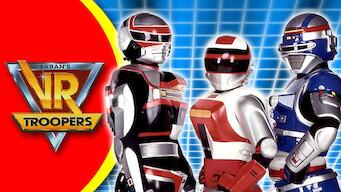V.R. Troopers (1995)