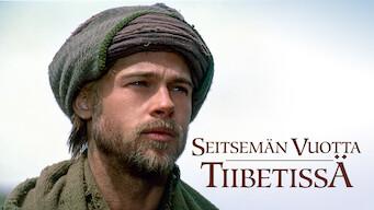 Seitsemän vuotta Tiibetissä (1997)