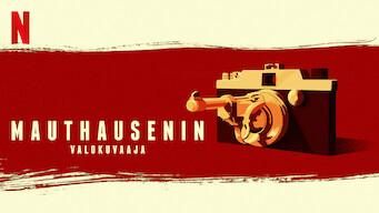 Mauthausenin valokuvaaja (2018)