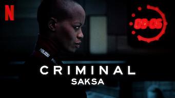 Criminal: Saksa (2019)