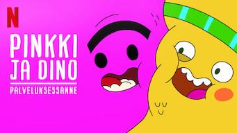 Pinkki ja Dino, palveluksessanne (2019)