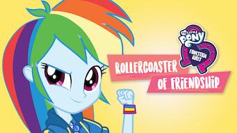 My Little Pony Equestria Girls: Ystävyyden vuoristorata (2018)