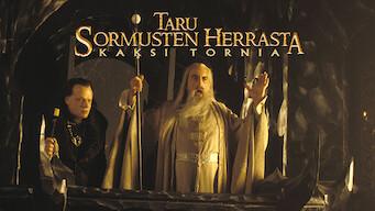 Taru sormusten herrasta: Kaksi tornia (2002)