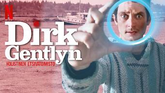 Dirk Gentlyn holistinen etsivätoimisto (2018)