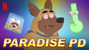 Paradise PD (2018)