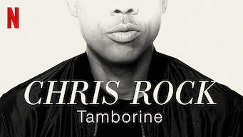 Chris Rock: Tamborine (2018)