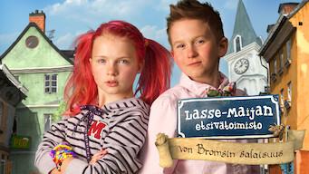 Lasse-Maijan etsivätoimisto - von Bromsin salaisuus (2013)