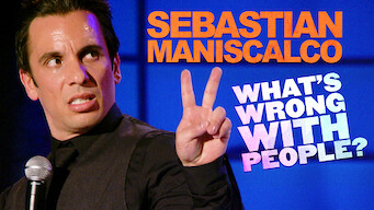 Sebastian Maniscalco: What's Wrong with People? (2012)