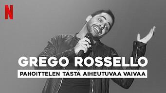 Grego Rossello: Pahoittelen tästä aiheutuvaa vaivaa (2019)