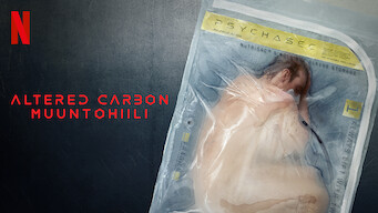 Altered Carbon – Muuntohiili (2018)