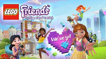 LEGO Friends: Tyttöjen tärkeä tehtävä (2019)