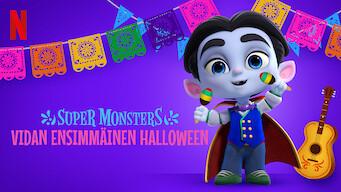 Super Monsters: Vidan ensimmäinen halloween (2019)