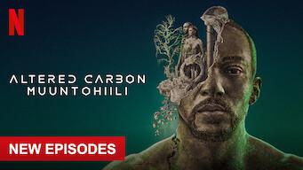 Altered Carbon – Muuntohiili (2020)