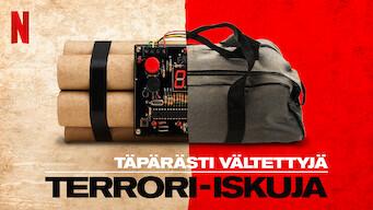 Täpärästi vältettyjä terrori-iskuja (2018)