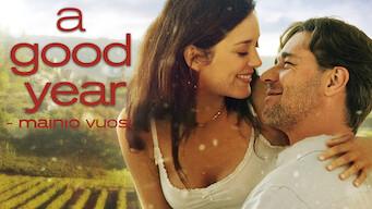 A Good Year - Mainio vuosi (2006)