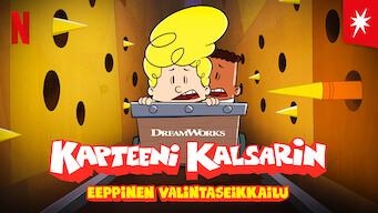 Kapteeni Kalsarin eeppinen valintaseikkailu (2020)