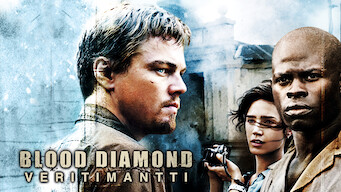 Blood Diamond - veritimantti (2006)