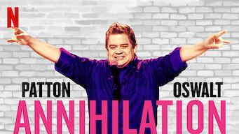 Patton Oswalt: Annihilation (2017)
