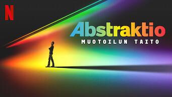 Abstraktio: Muotoilun taito (2019)